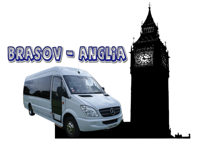 transport persoane brasov anglia