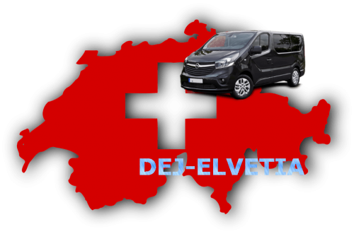 transport persoane dej elvetia