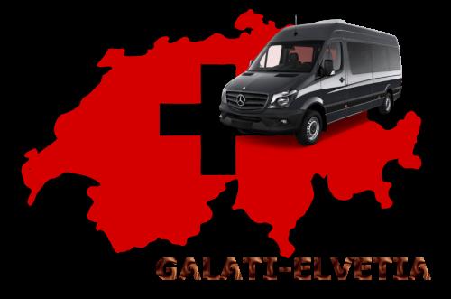 transport galati elvetia