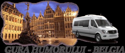 Transport persoane Gura Humorului Belgia