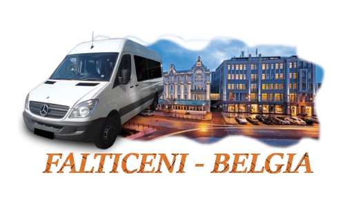 Transport persoane Falticeni Belgia