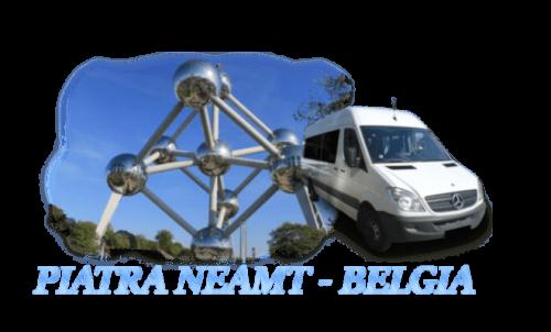 Transport persoane Piatra Neamt Belgia